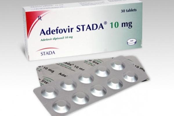 Hướng dẫn sử dụng thuốc Adefovir đúng cách